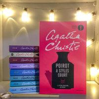Poirot a Styles Court - Agatha Christie - Mondadori