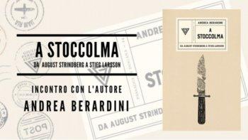Incontri febbraio BookMorning - A Stoccolma con Andrea Bernardini