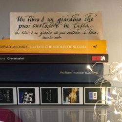 Le mie letture di febbraio…