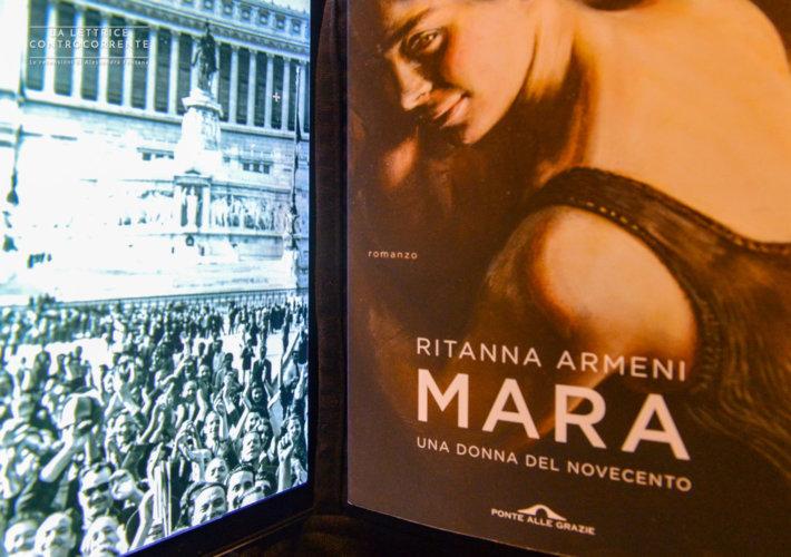 Mara una donna del novecento - Ritanna Armeni - Ponte alle Grazie