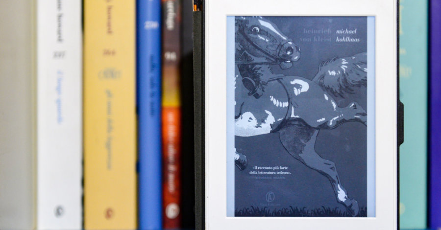 Michael Kohlhaas - Heinrich von Kleist - Fazi editore copertina