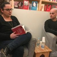 Presentazione Giovanissimi - Alessio Forgione - NN Editore