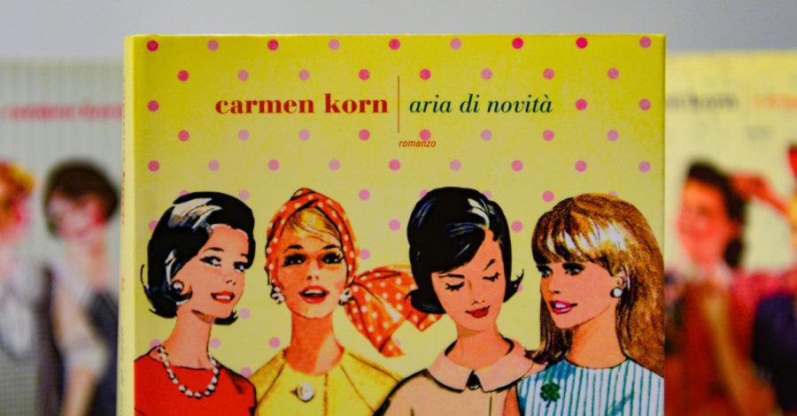 Carmen Korn - Aria di novità - Fazi editore