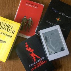 Cinque libri che ho fatto…