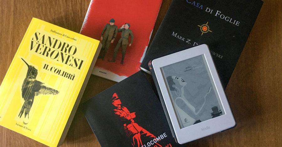 Cinque libri che ho fatto fatica a terminare