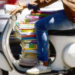 Libri e librerie da asporto
