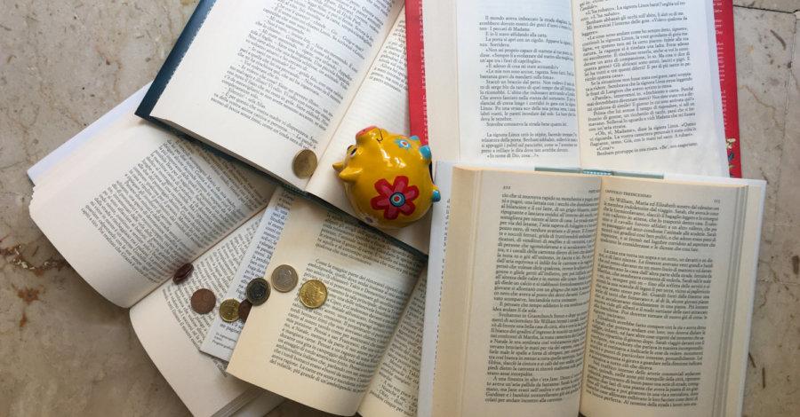 Cinque libri sotto i dieci euro che consiglio