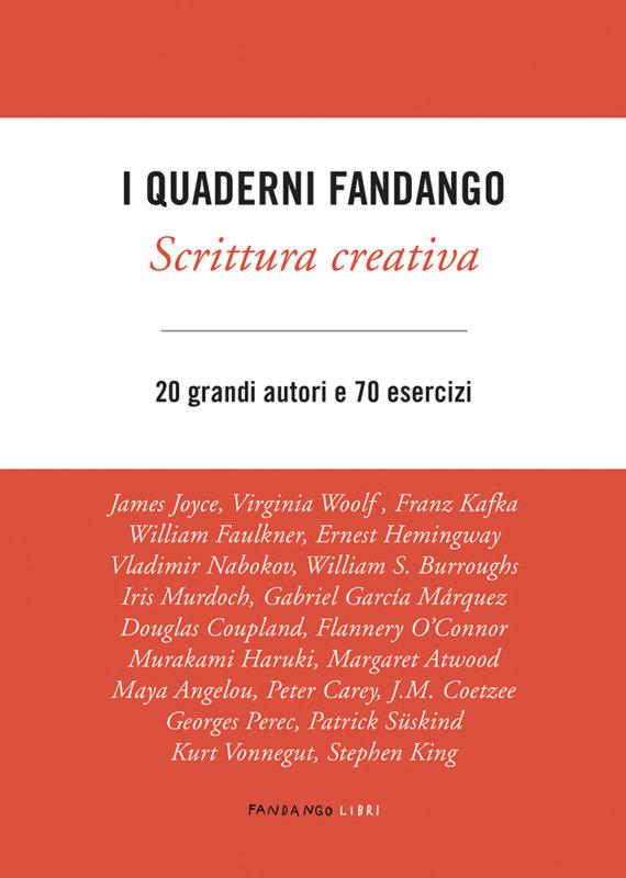 In edicola i Quaderni Fandango di scrittura creativa