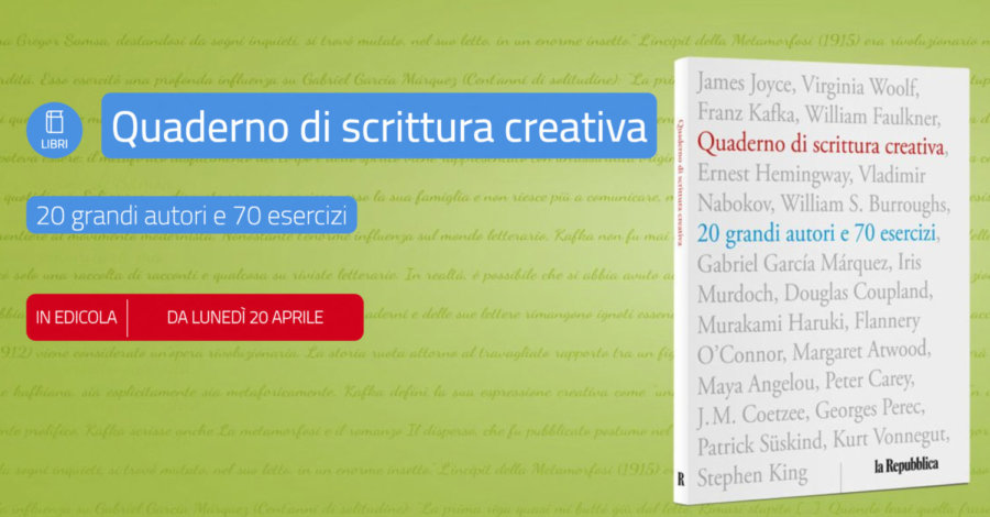 Quaderno di scrittura creativa - John Gillard - Fandango Libri