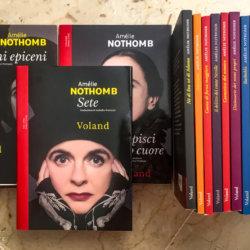RECENSIONE: Sete (Amélie Nothomb)