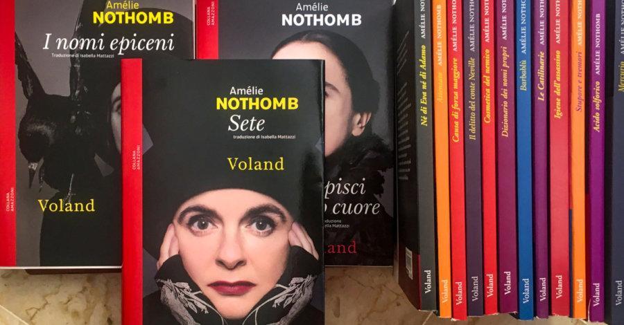 Sete - Amelie Nothomb - Voland edizioni