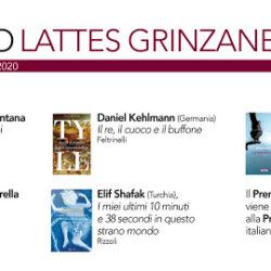 I finalisti del Premio Lattes…