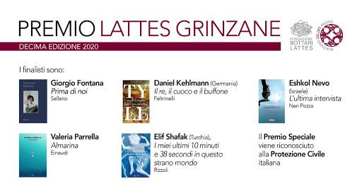 Premio Lattes Grinzane 2020
