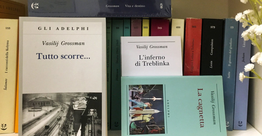 Tutto scorre - Vasilij Grossman - Adelphi