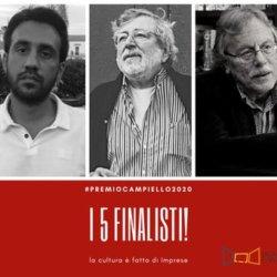 La cinquina finalista del Premio…