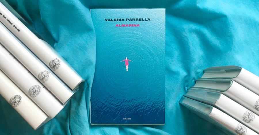 Almarina - Valeria Parrella - Einaudi