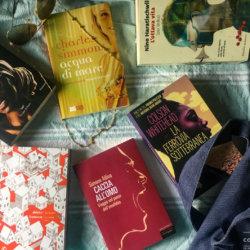 Le mie letture di luglio…