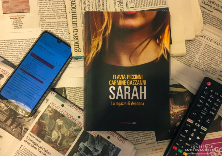 Sarah la ragazza di Avetrana - Flavia Piccinni e Carmine Gazzanni - Fandango Libri