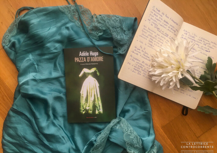 Pazza d'amore - Adele Hugo - Fandango libri