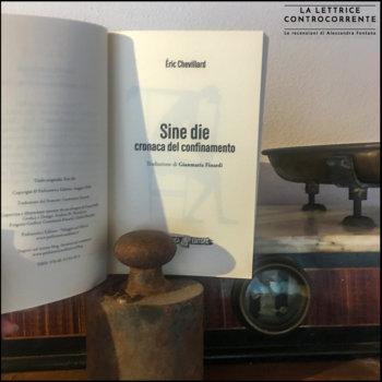 Sine die - Eric Chevillard - Prehistorica editore