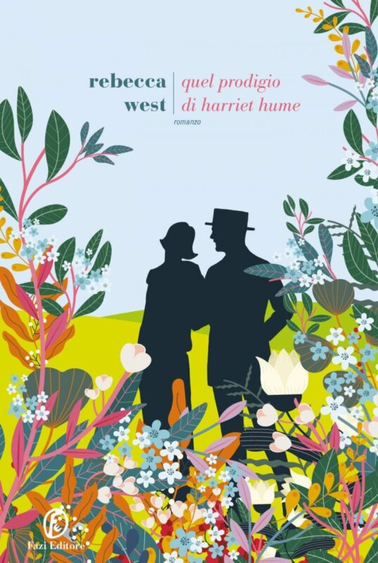 RECENSIONE: Quel prodigio di Harriet Hume (Rebecca West)