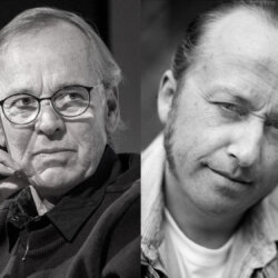 Björn Larsson e Levi Henriksen…
