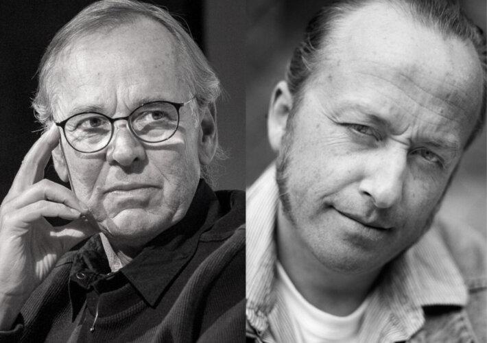 Björn Larsson e Levi Henriksen a Scrittori&giovani