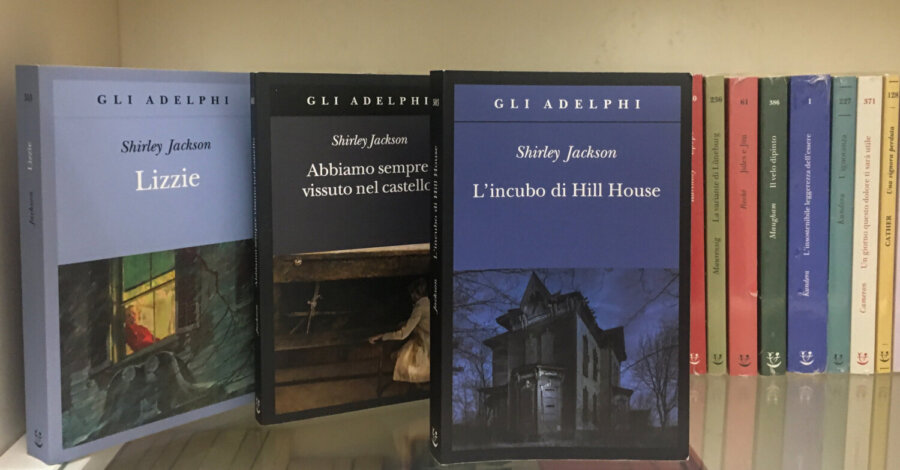L'incubo di Hill house - Shirley Jackson - Adelphi