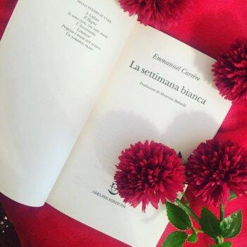 La settimana bianca di Emmanuel Carrère (Adelphi)