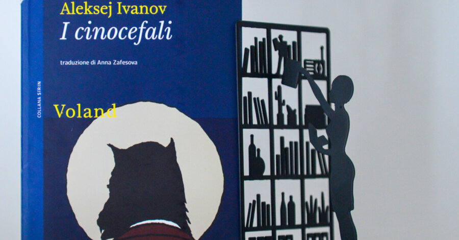 I cinocefali - Aleksej Ivanov - Voland edizioni