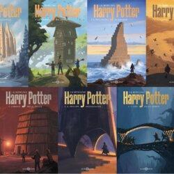 Harry Potter cambia veste grafica
