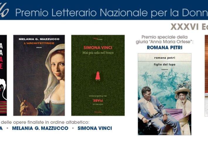 Premio Letterario Nazionale per la Donna Scrittrice