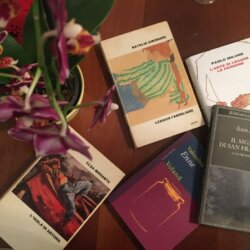 Cinque libri che vorrei leggere…