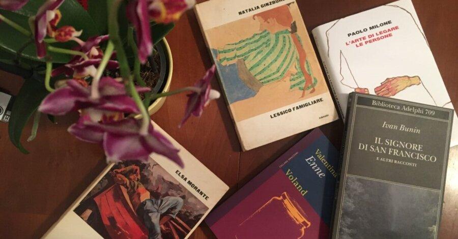 libri che vorrei leggere