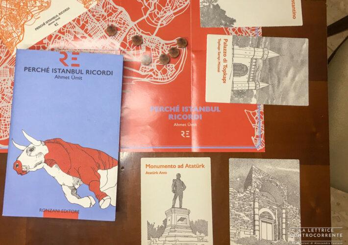 Perché Istanbul ricordi - Ahmet Umit - Ronzani editore