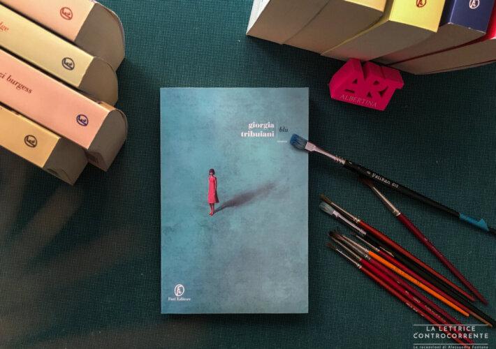 Blu - Giorgia Tribuiani - Fazi editore