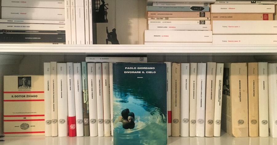 Divorare il cielo - Paolo Giordano - Einaudi editore