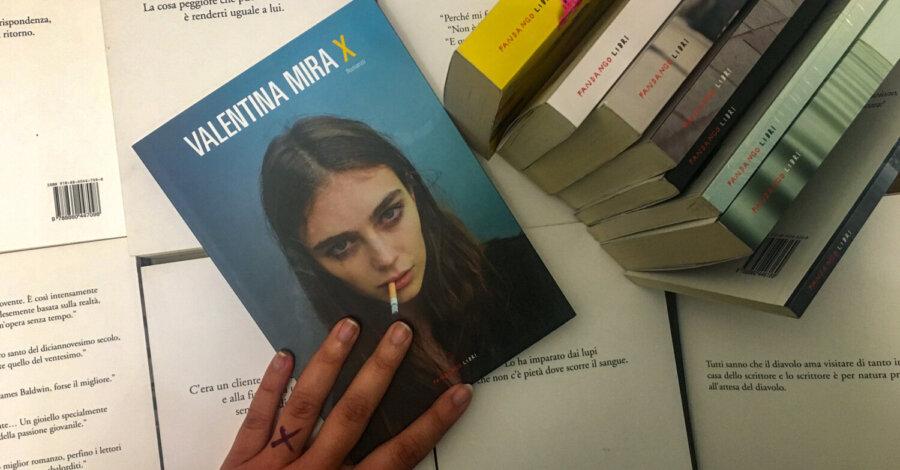 X - Valentina Mira - Fandango libri