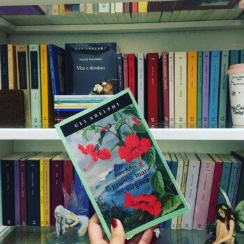 Il grande mare dei sargassi di Jean Rhys adelphi edizioni