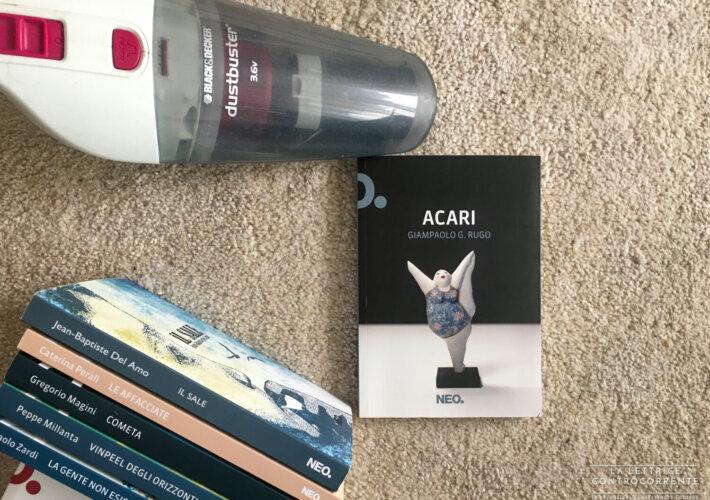 Acari - Giampaolo G Rugo - Neo edizioni