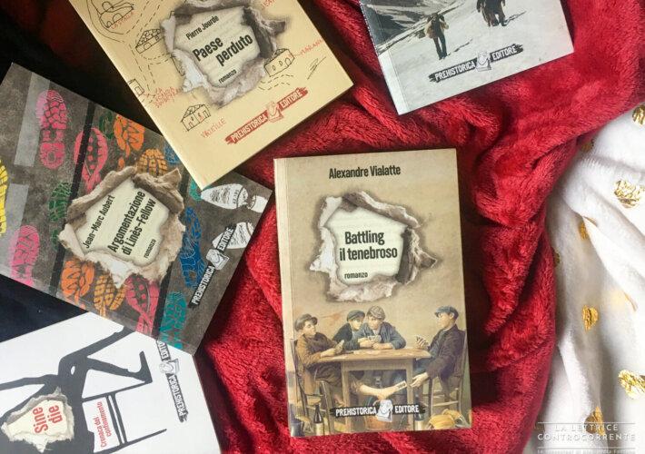Battling il tenebroso - Alexandre Vialatte - Prehistorica edizioni