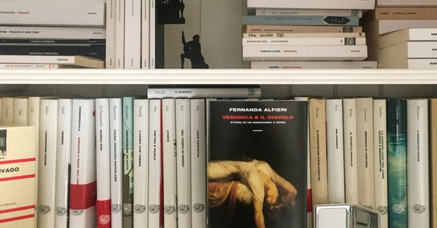 Veronica e il diavolo - Fernanda Alfieri - Einaudi