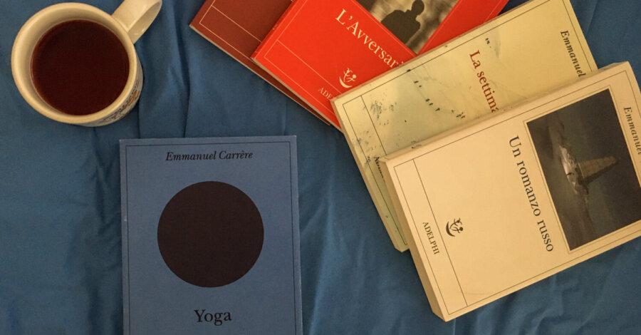 Yoga - Emmanuel Carrere - Adelphi