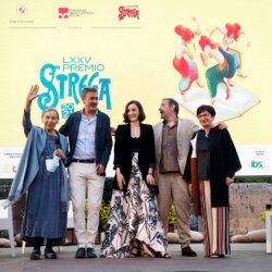 La cinquina del Premio Strega…