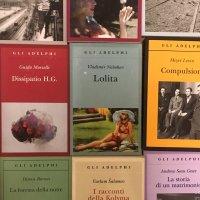 Consigli: con due libri Adelphi la borsa in omaggio