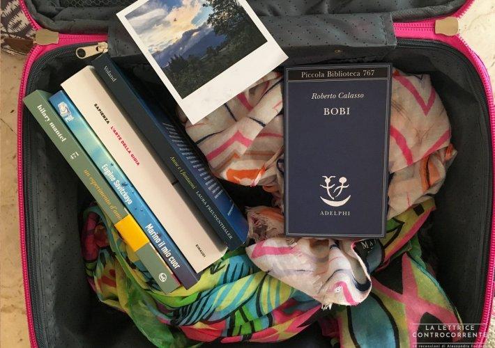 Cinque libri che leggerò in vacanza