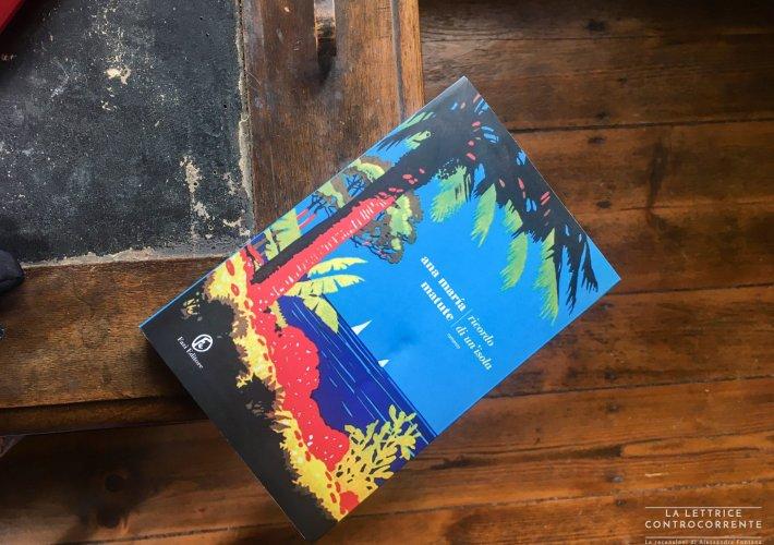 Ricordo di un'isola - Ana Maria Matute - Fazi editore