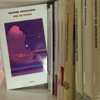 Vie di fuga - Naomi Ishiguro - Einaudi editore