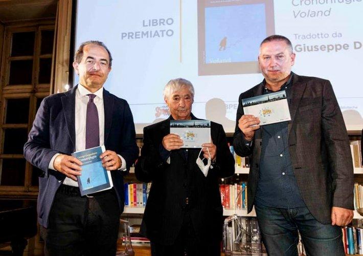 Georgi Gospodinov con Cronorifiugio vince il Premio Strega europeo
